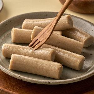 떡편 현미가래떡 1박스 8개입 개별포장 식사대용 간식
