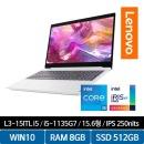 IT_L3-15ITL Win10/램8GB/SSD512GB 블리자드화이트재고