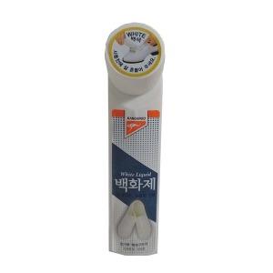 캉가루 백화제/운동화 구두 흰색 착색/백색구두약