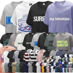 빅사이즈 남성의류 티셔츠/반팔/모음전