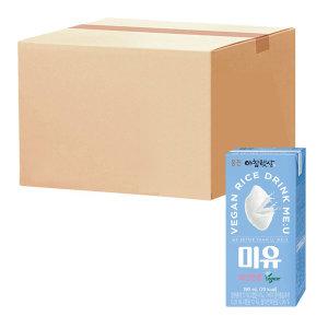 아침햇살 미유 190ml 24팩 1박스