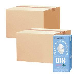 아침햇살 미유 190ml 24팩 X2박스(총48개입) - 상품 이미지