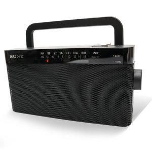 소니라디오 ICF-P306 탁상용라디오 휴대용라디오 캠핑