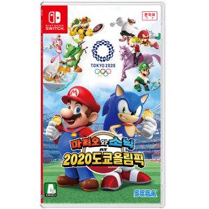 SWITCH 마리오와소닉 2020도쿄올림픽 한글판