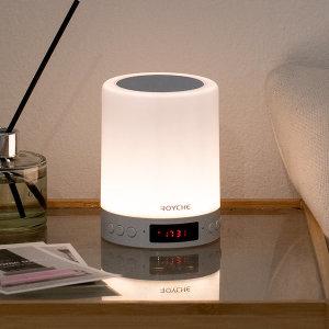 RGB LED 터치 무드등 블루투스 스피커 BTS-280