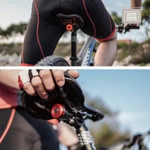 충전식 후미등 자전거 전조등 방수기능 최대 48시간