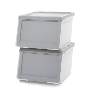 (1+1)(무배)슬라이딩 리빙박스 분리수거함 수납정리함
