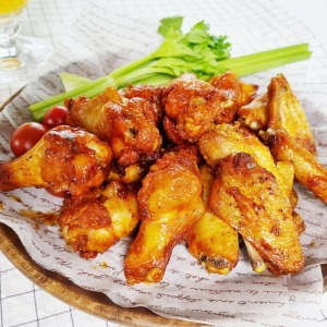 치킨 버팔로 봉 1kg+봉1kg/야식/간식/안주/직화/캠핑
