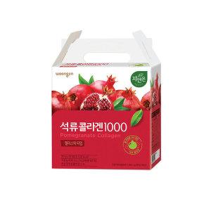 자연은 석류콜라겐 1000 젤리스틱60P (20gx30포x2박스)