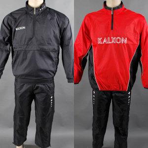 칼슨 땀복 트레이닝복 세트 바람막이 평상복 작업복