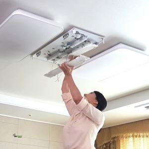 다빈치 LED거실등 3분셀프 모듈 LED 방등 주방등 교체