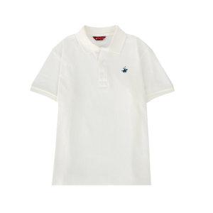 폴로 카라티 pk 반팔 티셔츠 남자여자 클래식 테잎배색