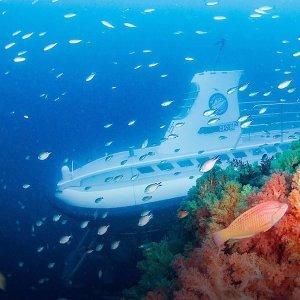 제주 서귀포잠수함+수목원테마파크 /잠수함투어