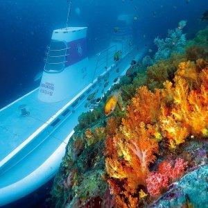 제주 서귀포잠수함+행글라이더 /잠수함투어