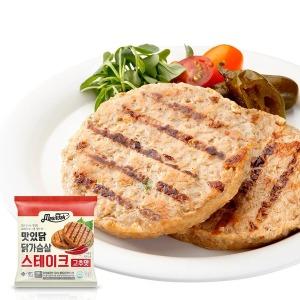 닭가슴살 스테이크 고추맛 1kg(100gX10팩)