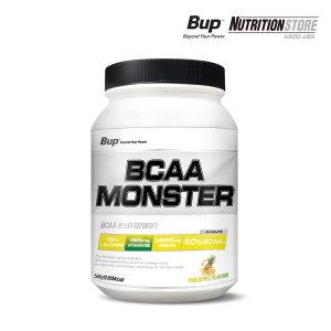BCAA몬스터 아미노산 헬스보충제 1통 500g 파인애플맛