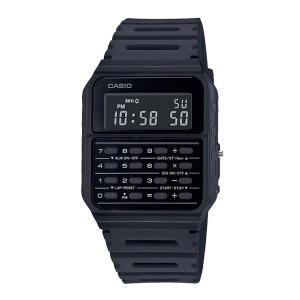 카시오 CA-53WF-1B 계산기 전자손목시계 스포츠 패션