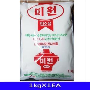조미료 업소용 미원 음식재료 대상 1 X1EA