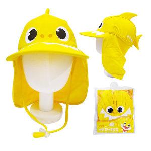 아기상어입체플랩캡(Y) 특가)아동플랩캡물놀이용품