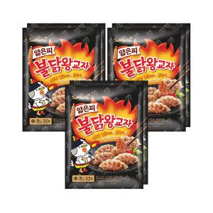 삼양얇은피불닭왕교자315g2 x 3팩 (6봉) - 상품 이미지