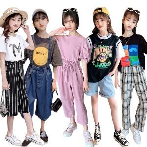 시즌오프/주니어여아의류/초등학생옷/상하세트