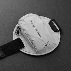 반사 스카치 러닝 스마트폰 암밴드 포켓백 운동 가방