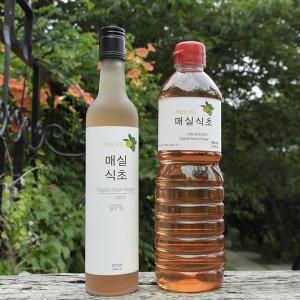 김영습님 장흥 남고매실 식초 420mL 3년숙성