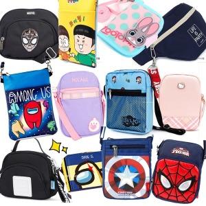핸드폰가방 아동 유아 초등학생 미니 크로스백 지갑