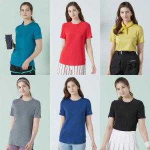파르티망 코지 기능성 아이스 여성 셔츠 6종