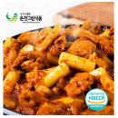 춘천 강명희의 국물 닭갈비 1.4kg (떡/우동사리포함)