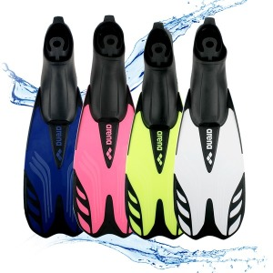 아레나 오리발 AUAAF01 ATAAF01 롱핀 수영용품 블루