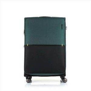 (면세판매가:340 124원) SAMSONITE STRARIUM SPINNER 76/28 EXP DARK GREEN/GU614003(A)