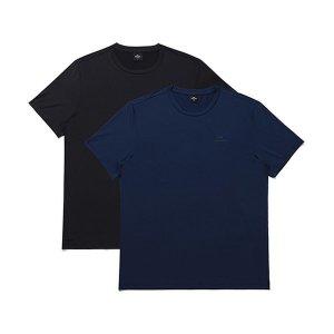 (신세계강남점)DMM21270  아이더  1+1 2팩 남녀공용 반팔 라운드 티셔츠  21SS신상