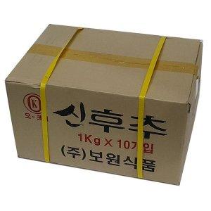 오케이신후추 1KG/보원 BOX