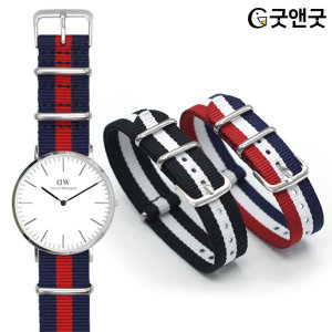 timex 위켄더 호환 나토밴드 시계줄 16 18 20 22 24mm