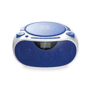 SOUNDUP USB 블루투스 CD플레이어 포터블 카세트 BLUE