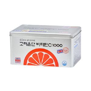 본사직영 고려은단 비타민C 1000 600정