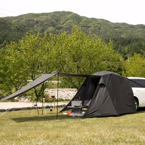아이두젠 모빌리티 BAT 스텔스 도킹 트렁크 차박 텐트