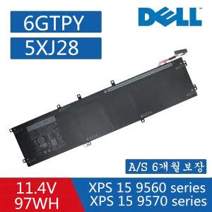 6GTPY  XPS15 9570 D603X9570504KR (2018년)CP6DF