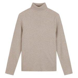 남성 소프트 터치 립 터틀넥 스웨터 MSA4EU1901