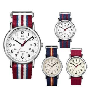 Timex 미주판 위켄더시계 27종 남녀손목시계 군용시계