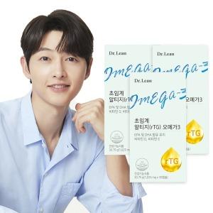 닥터린 초임계 알티지(rTG) 오메가3 3박스 (3개월분)