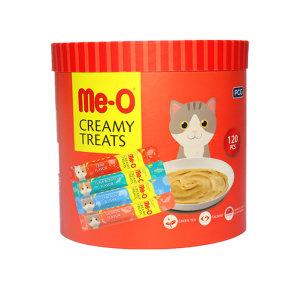 고양이츄르간식 미오크리미버라이어티 15g 120개