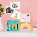 폴아로이드 즉석카메라 인스탁키즈32GBWIFI연결-핑크