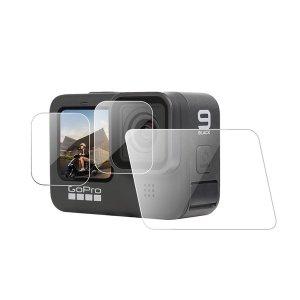 강화유리 GOPRO HERO 9 액정 방탄 보호필름 9H LCD 액