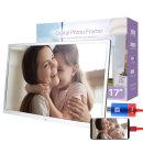 AP1173C디지털액자 HDMI 서브모니터 C타입 미러링17형
