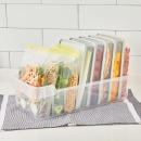 씨밀렉스 냉장고 수납정리 이너트레이(대)+칸막이 2개
