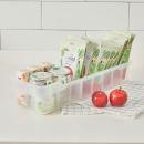 씨밀렉스 냉장고 수납정리 이너트레이(소)+칸막이 2개