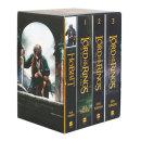 영어원서 Hobbit and The Lord of the Rings 4권세트
