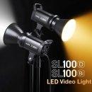 고독스 SL100D LED 방송 촬영 조명